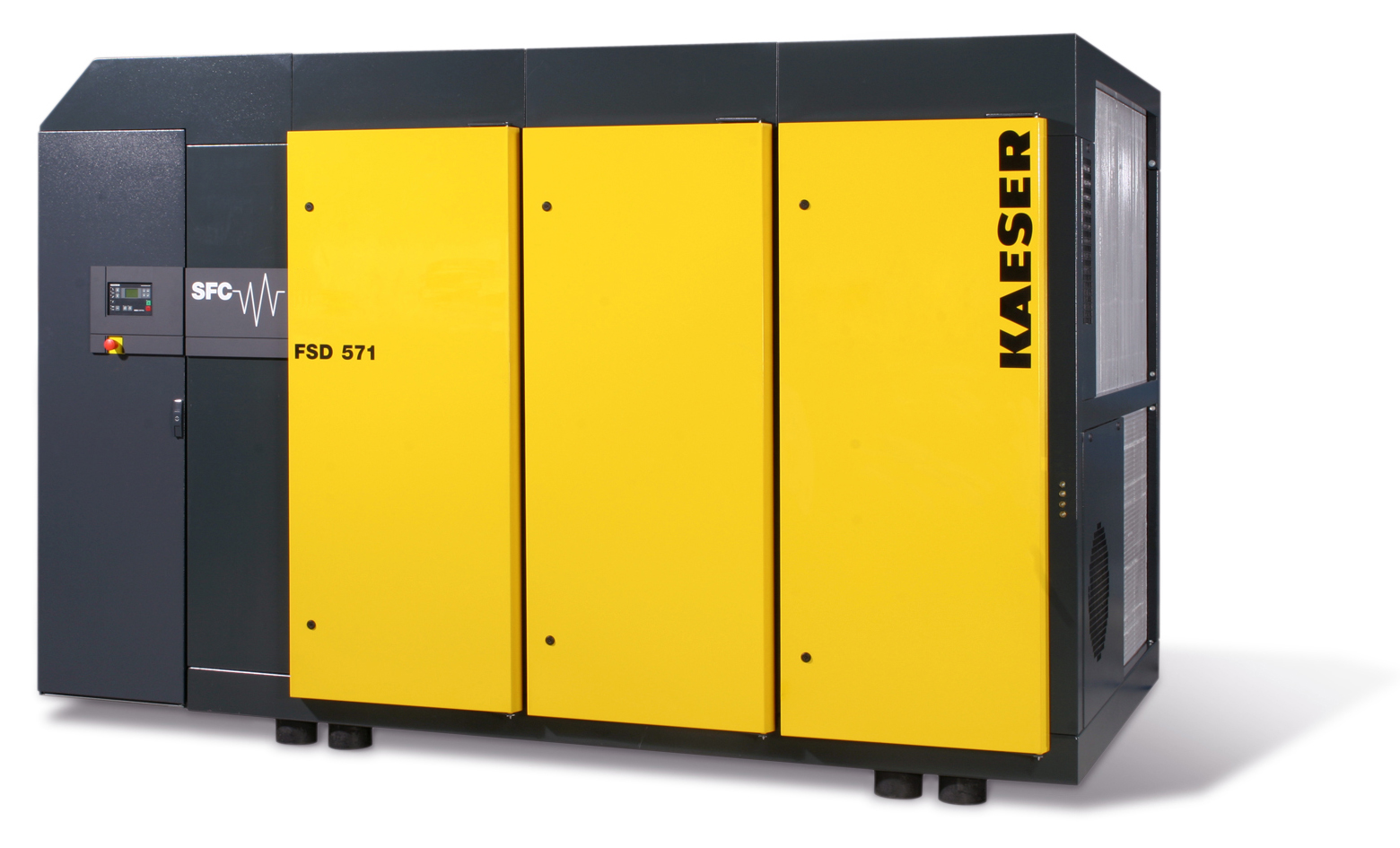 A FSD SFC_17 10232 the variable speed fsd rotary screw compressor from kaeser  at gsmportal.co