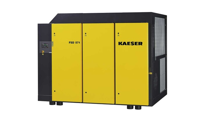 FSD rotary screw compressor