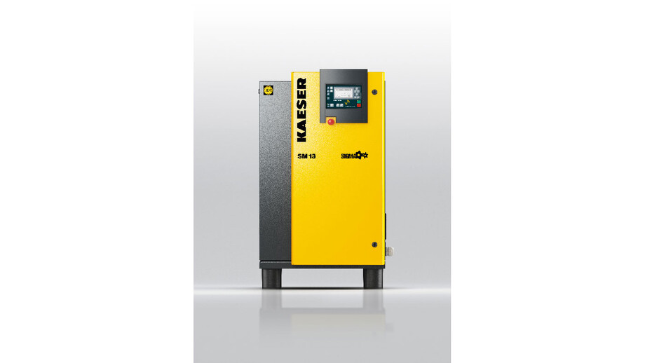 SM rotary compressors: Compact and powerful – KAESER ... on