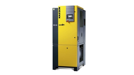 Aircenter rotary screw compressor
