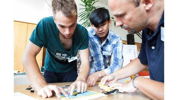 Ausbildung international