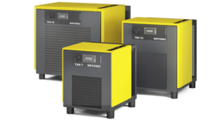 KRYOSEC compact refrigeration dryers: TAH, TBH and TCH series from Kaeser Kompressoren
